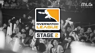 Video The End of Stage 2! | Overwatch League download MP3, 3GP, MP4, WEBM, AVI, FLV Maret 2018