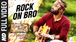 Rock On Bro Full Video Song ||