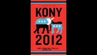 Kony critics help him