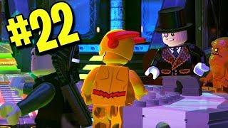 ROZTAŃCZONY ZŁOCZYŃCA LEGO DC Super-Villains - LEGO DC SUPER ZŁOCZYŃCY | BROT