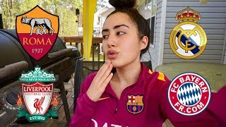 CHAMPIONS LEAGUE SEMI FINAL DRAW 2018 | RIGGED?? | THOUGHTS AND REACTION