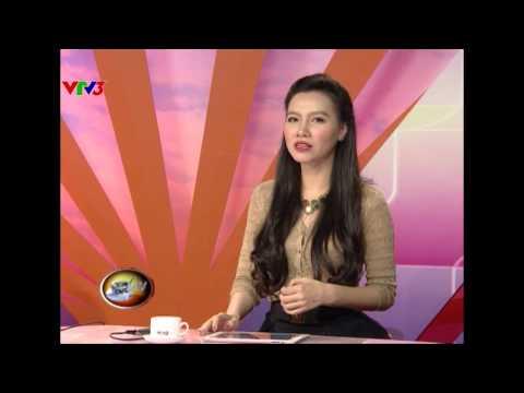 Phỏng vấn [MV Quê Tôi Thanh Hóa] Trên VTV3 - Chuyên mục cafe sáng