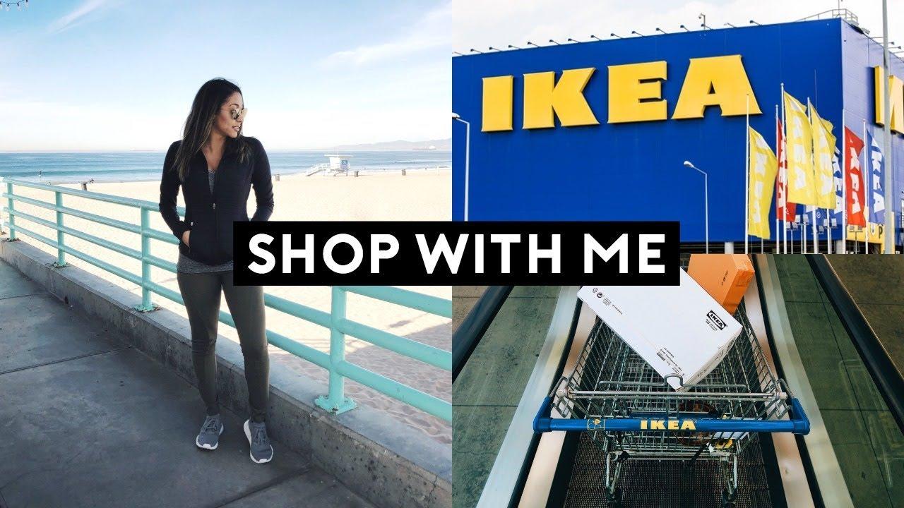 Ikea Shop With Me Haul Whats New 2019 Nastazsa Youtube
