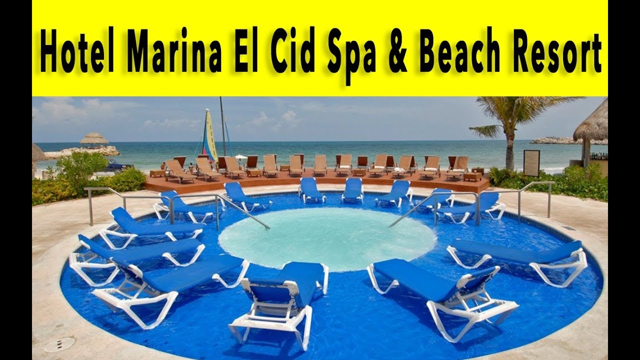 Hotel Marina El Cid Spa Beach Resort 2018 You