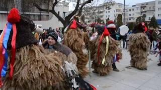 Datini si obiceiuri de iarna - Comuna Poienesti, Vaslui