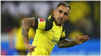 Borussia Dortmund: Paco Alcacer nach Eintracht-Sieg verletzt | Goal.com