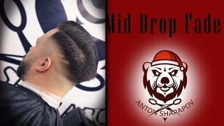 Mid Drop Fade
