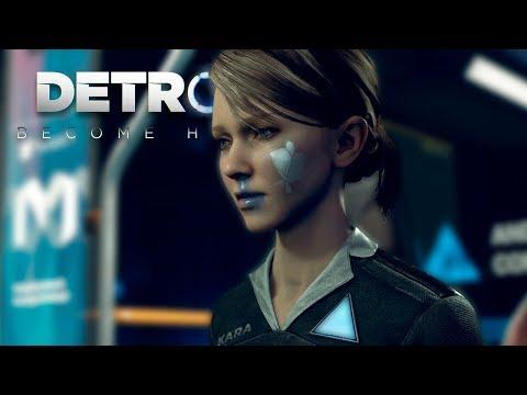 БЕЖАААААТЬ! • Detroit: Become Human #2