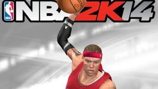 NBA2K14 - PC Controls
