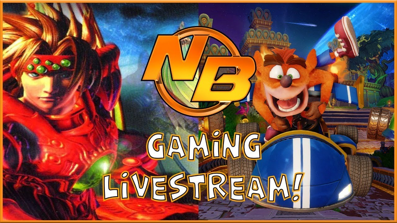 Livestream Nitro