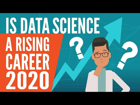 Is Data Science Really A Rising Career In 2020 ($100,000+ Salary)