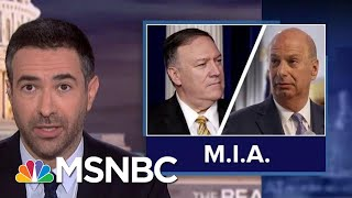 Dems Dial Up Heat In Impeachment Probe As Trump Stonewalls Text Message Evidence | MSNBC