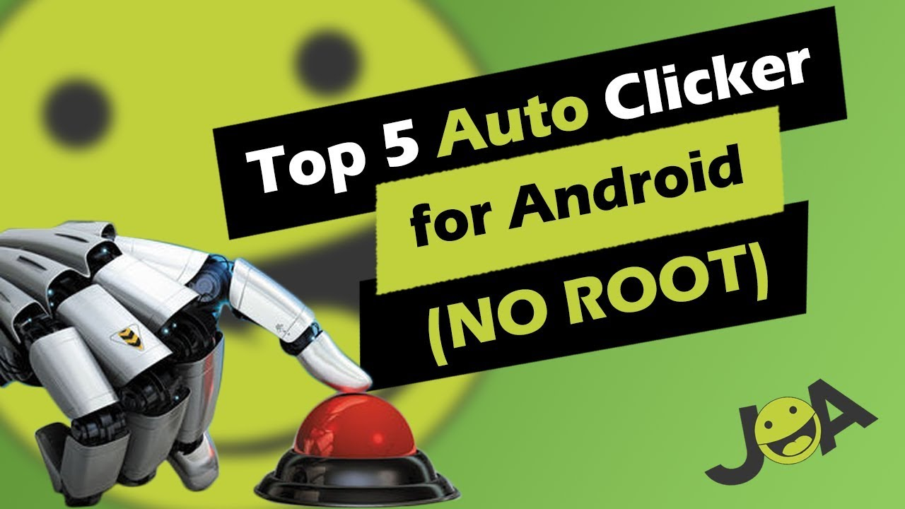 download auto clicker apk without root