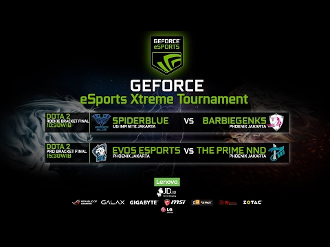 Evos vs TP.NND DOTA 2 Grand Final @NVIDIA GAMERS DAY 2