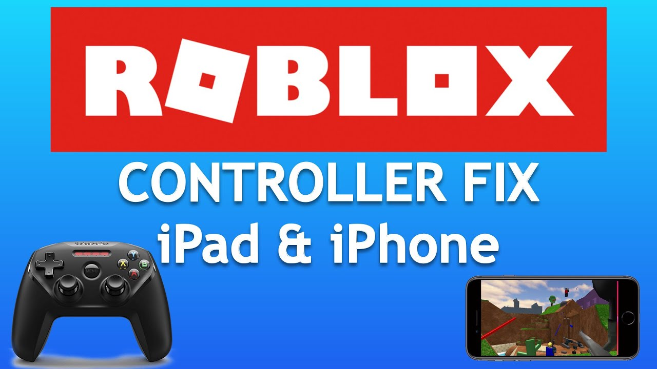 Roblox Iphone Ipad Controller Not Working Fix Steelseries Nimbus - all roblox looking controls