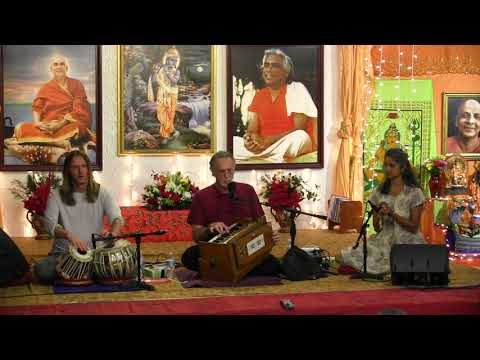 Krishna Das: Chanting Sri Ram Jai Ram