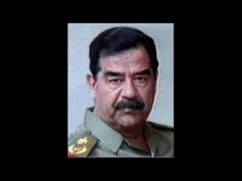 SADDAM HUSSEIN IS STILL ALIVE AND PLOTTING FOR REVENGE .. LEAKED RECORDED CALL IN MARCH OF 2016