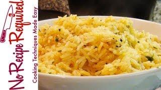 Spanish Rice - By Noreciperequired.com