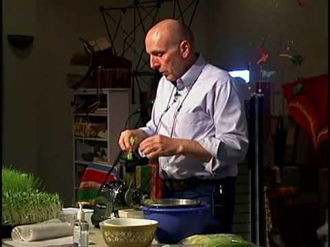 How to Grow Wheatgrass - Jim Miller