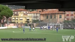 Serie D Girone A Lavagnese-Prato 1-2