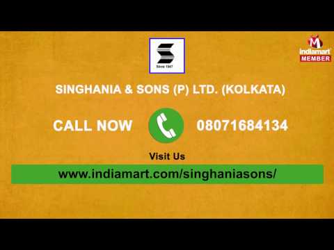 Industrial Chemicals & Iron Ore by Singhania & Sons (p) Ltd., Kolkata
