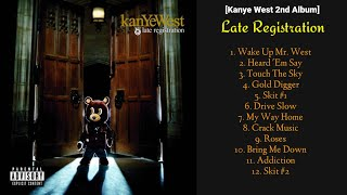 Late Registration (1. Wake Up Mr. West)
