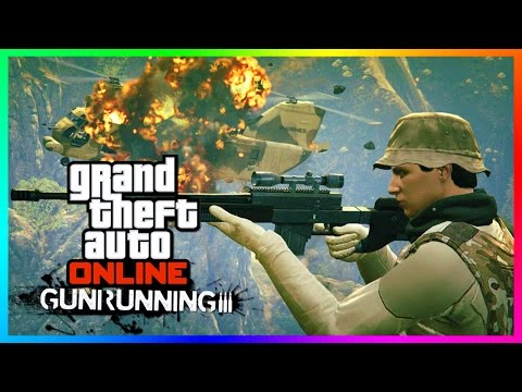 GTA ONLINE GUNRUNNING DLC SECRET CHANGES MADE BY ROCKSTAR GETTING READY FOR NEW UPDATE! (GTA 5 DLC)