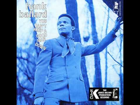 Hank Ballard - funky soul train