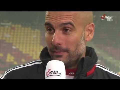 Post Match - Red Bull Salzburg vs FC Bayern München - 18/01/2014