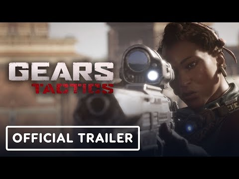 Gears Tactics - Official Gameplay Trailer | The Game Awards 2019