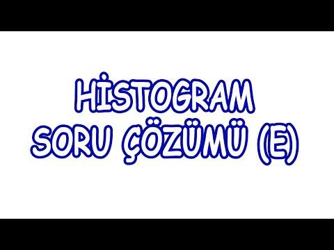 Histogram | 8.Sınıf (E)