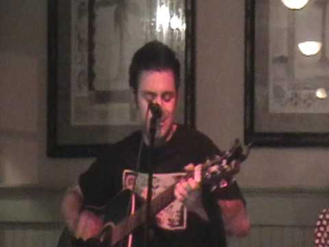 Brian Bonsall performing Linoleum by NOFX