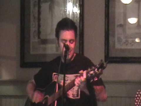 Brian Bonsall performing Linoleum by NOFX