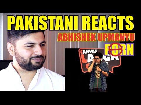 Pakistani Reacts to Porn | Stand-Up Comedy by Abhishek Upmanyu