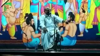 Part2 Sri Krishna Leelalu. Sri Garikipati Narasimha Rao gari pravachanam May 2015