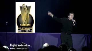 Corporate Entertainment by Singing Corporate comedian - Sacramento, Salt Lake City, Denver