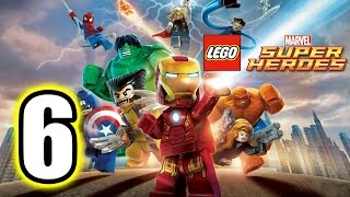 LEGO MARVEL Super Heroes gameplay part 6