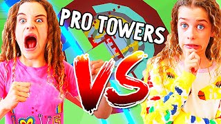 FIRST NORRIS NUT TO MAKE PRO TOWER WINS CHOCOLATE IN Tower Of Hell Roblox Gaming w/ The Norris Nuts
