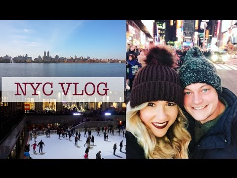 NEW YORK IN NOVEMBER | Amy Farquhar Weekly Vlog