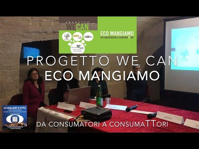 Progetto WeCan - EcoMangiamo - Fragagnano - Gennaio2020