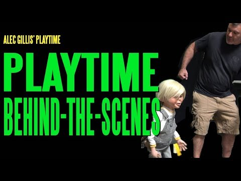 PLAYTIME Behind The Scenes ADI