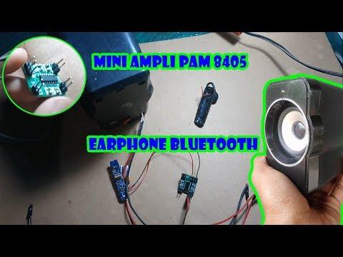 Upgrade Earphone Bluetooth jadi Speaker Bluetooth - Murah | Modifikasi.