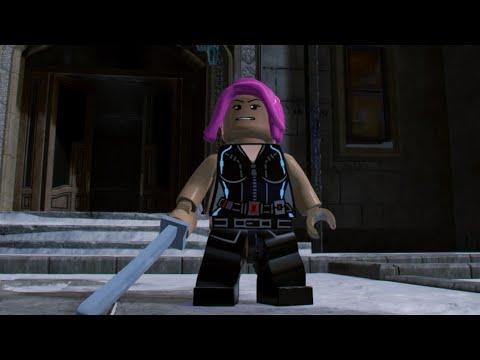 Lego Marvel Superheroes 2 How To Make Yukio Deadpool 2 Youtube