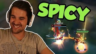 Gripex - SPICY LEE SIN PLAYS!