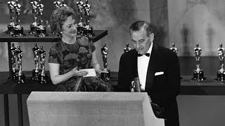 Hugh Griffith Wins Supporting Actor: 1960 Oscars