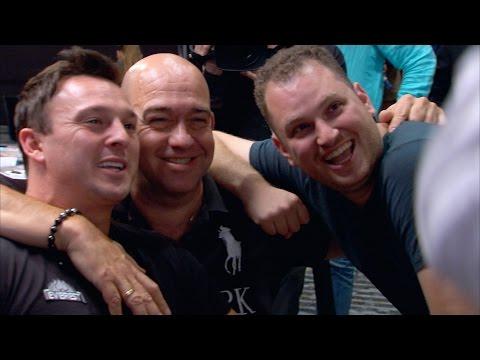European Poker Tour 11 Barcelona 2014 - Super High Roller - Episode 2 | PokerStars