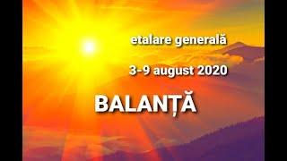 BALANȚĂ - Un boost de vitalitate, energie și poftă de viață