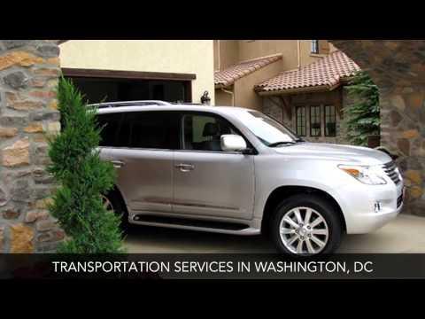 Transportation Services Washington DC KDPF Courtesy Transport