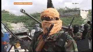 On patrol with Somalia
