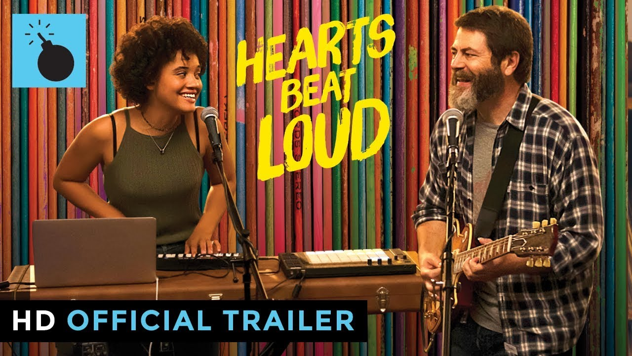 Download Hearts Beat Loud   OFFICIAL TRAILER   Nick Offerman, Kiersey Clemons
